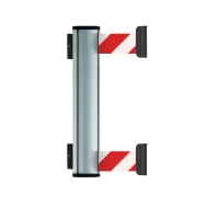 Wall Mount Doble M/L rot/weiß gestreift